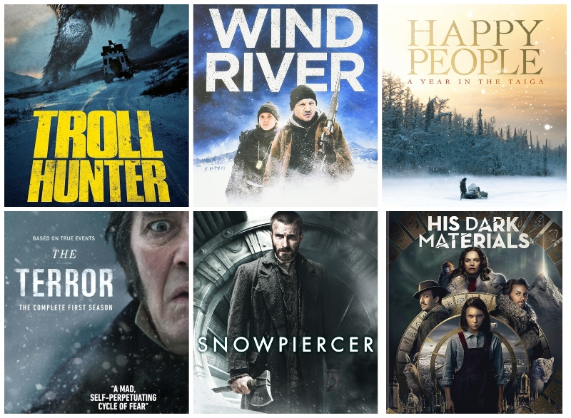 Winter Watch Party, Part Two titles