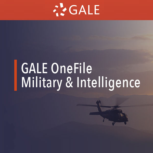 Gale Military and Intelligence Icon