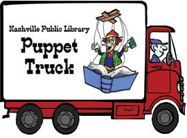 puppet truck icon