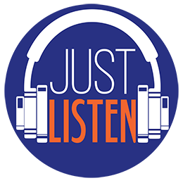 Just Listen Podcast Logo