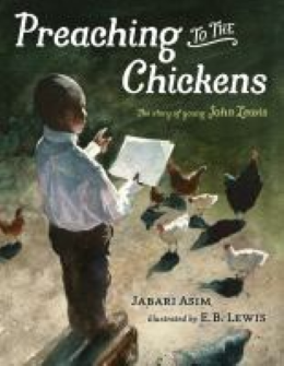 "Cover of ""Preaching to the Chickens"""