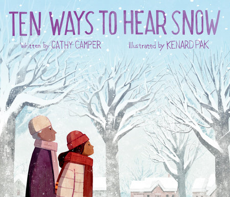 Ten Ways to Hear Snow Book Cover