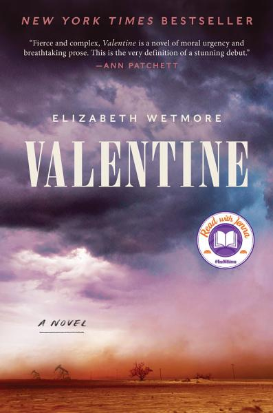valentine book cover