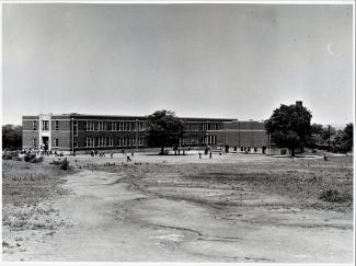 Ford Green Elementary School, circa 1950's