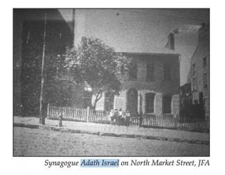 Synagogue on Market Street