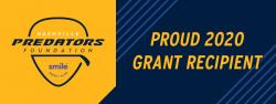 Nashville Predators Grant Recipient Logo