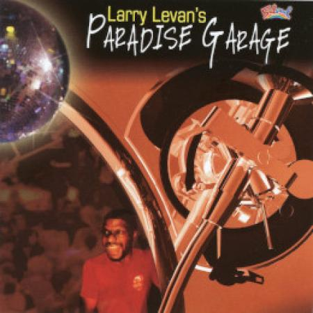 Larry Levan's Paradise Garage album cover