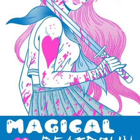 Magical Girl Beatdown